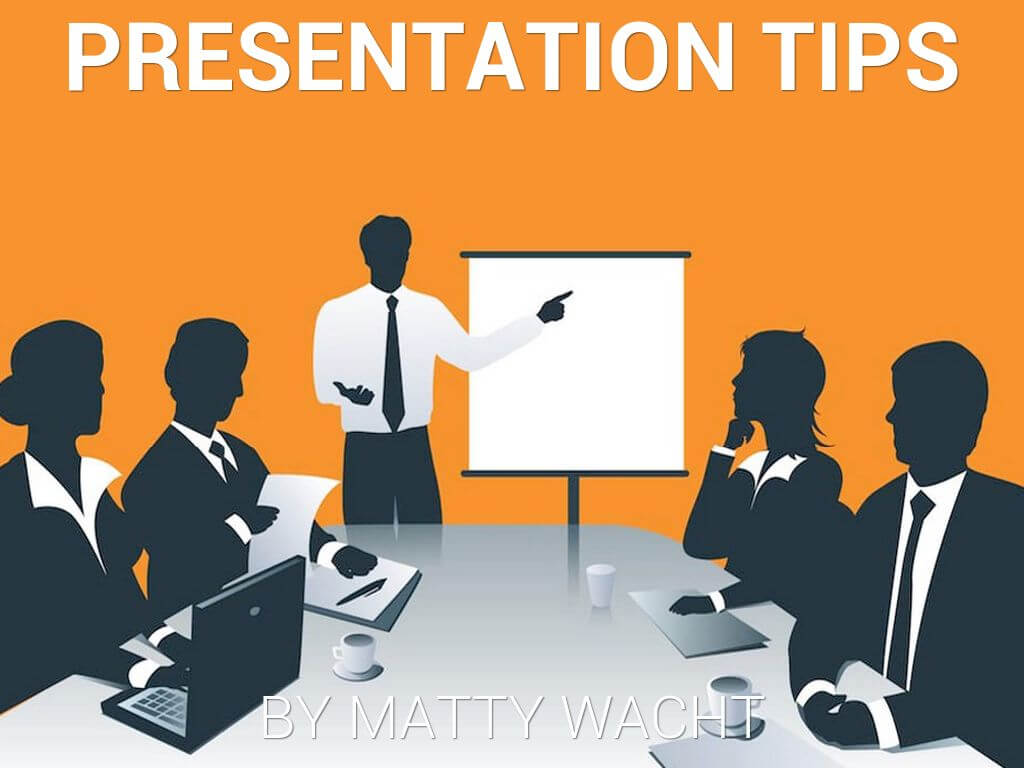 Tips on a Great Capstone Presentation