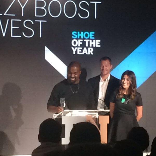 Footwear Achievement Awards Recap: Kanye West Wins Best Shoe & More
