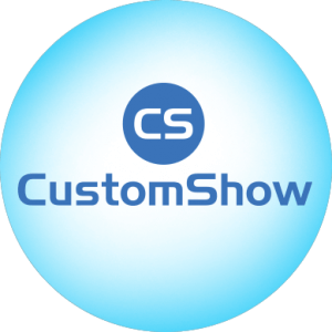 Sales Graphic creates CustomShow
